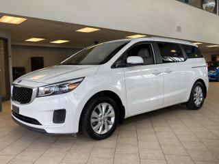 Used 2016 Kia Sedona LX 8 Passagers Sièges Chauffants for sale in Pointe-Aux-Trembles, QC