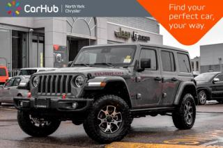 New 2020 Jeep Wrangler Unlimited Rubicon|SkyPower.Soft.Top.Adv.SafetyGroup.Customr-Prefrd.Pkgs| for sale in Thornhill, ON