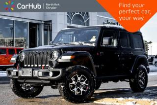 New 2020 Jeep Wrangler Unlimited Rubicon|New Car|Sky-Powr.Adv-Safety.Custmr-Prefrd.Pkgs|Navi for sale in Thornhill, ON