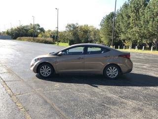 Used 2016 Hyundai Elantra Sport FWD for sale in Cayuga, ON