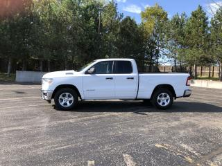 Used 2019 RAM 1500 Tradesman Quad CAB 4X4 for sale in Cayuga, ON