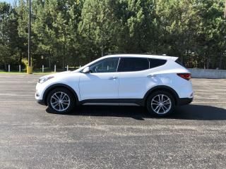 Used 2018 Hyundai Santa Fe Sport 2.0T Ultimate AWD for sale in Cayuga, ON