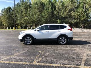 Used 2018 Honda CR-V EX-L AWD for sale in Cayuga, ON