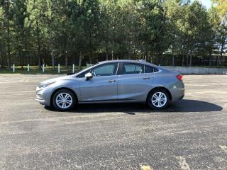 Used 2018 CHEV CRUZE LT 2WD for sale in Cayuga, ON