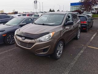 Used 2012 Hyundai Tucson L + AIR CLIMATISÉ + GROUPE ÉLECTRIQUE for sale in Ste-Julie, QC