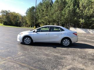 Used 2016 Toyota Corolla LE FWD for sale in Cayuga, ON