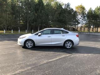 Used 2017 CHEV CRUZE LT 2WD for sale in Cayuga, ON