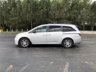 Used 2012 Honda Odyssey EX-L FWD for sale in Cayuga, ON
