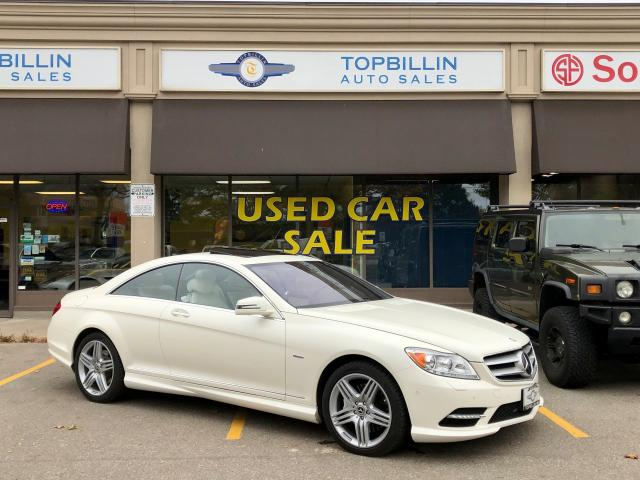 2012 Mercedes-Benz CL550 CL 550 4Matic, Night Vision, Massage Seats