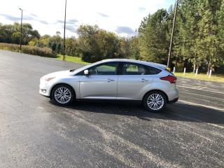 Used 2018 Ford Focus Titanium Hatchback FWD for sale in Cayuga, ON