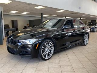 Used 2013 BMW 3 Series 335 XI M Pack Cuir Toit GPS for sale in Pointe-Aux-Trembles, QC