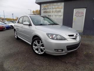 Used 2007 Mazda MAZDA3 Sport ***GS,1 PROPRIO,SPORT,AUTOMATIQUE,A/C*** for sale in Longueuil, QC