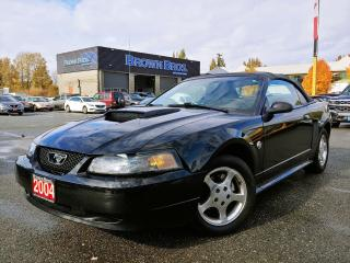 Used 2004 Ford Mustang for sale in Surrey, BC