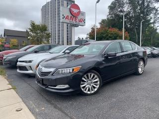 Used 2014 Acura RLX Tech Pkg for sale in Cambridge, ON