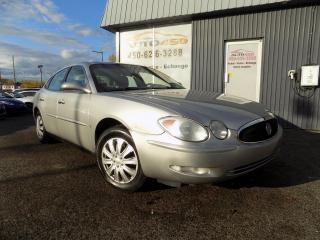 Used 2006 Buick Allure ***CX,BAS KILOMETRAGE,AUTOMATIQUE,A/C*** for sale in Longueuil, QC