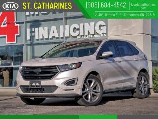 Used 2015 Ford Edge SPORT | NAVI | AUTO PARKING | COOLED SEAT for sale in St Catharines, ON
