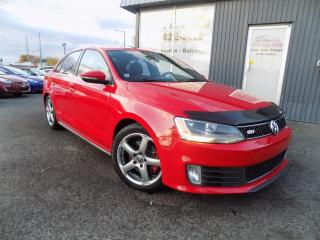 Used 2012 Volkswagen Jetta GLI ***GLI,TURBO,CUIR,TOIT,MAGS,NAVIGATION** for sale in Longueuil, QC