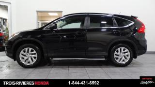 Used 2016 Honda CR-V SE AWD for sale in Trois-Rivières, QC