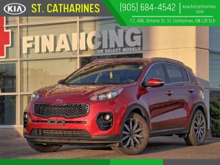 Used 2017 Kia Sportage EX | Android Auto | Climate Control | Heated Seat for sale in St Catharines, ON