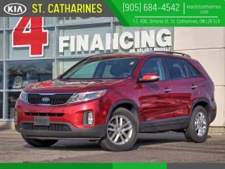 Used 2015 Kia Sorento LX | Parking Sensor | Cruise Control | Heated Seat for sale in St Catharines, ON