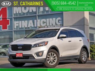 Used 2016 Kia Sorento LX AWD | Heated Seat | Parking Sensor | Cruise for sale in St Catharines, ON