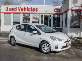 Used 2014 Toyota Prius c 5DR HB for sale in North York, ON