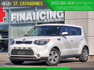 Used 2016 Kia Soul LX+ | MANUAL | Heated Seat | Cruise Control for sale in St Catharines, ON