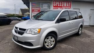 Used 2011 Dodge Grand Caravan SE Sto N Go, One Owner, Certified for sale in Mississauga, ON