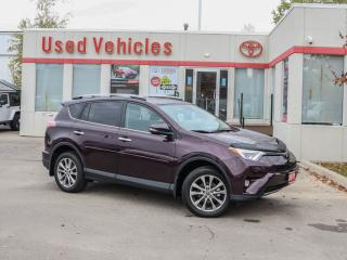 Used 2017 Toyota RAV4 AWD 4dr Limited for sale in North York, ON