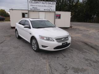 Used 2010 Ford Taurus AWD LIMITED for sale in Elmvale, ON