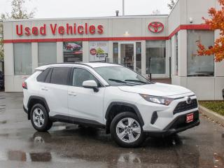Used 2019 Toyota RAV4 AWD LE for sale in North York, ON