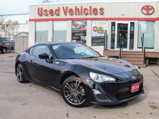 Used 2014 Scion FR-S 2dr Cpe MANUAL for sale in North York, ON