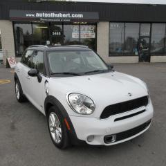 Used 2011 MINI Cooper Countryman S COUNTRYMAN ALL4 AWD **NAVIGATION+TOIT for sale in St-Hubert, QC