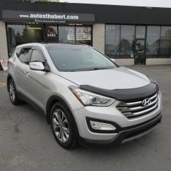 Used 2013 Hyundai Santa Fe SPORT LIMITED 2.0T AWD **CUIR+TOIT+NAVIG for sale in St-Hubert, QC
