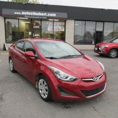 Used 2015 Hyundai Elantra GL for sale in St-Hubert, QC