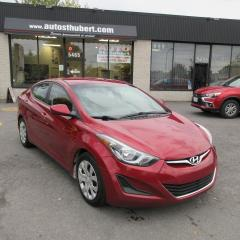 Used 2015 Hyundai Elantra GL for sale in St-Hubert, QC