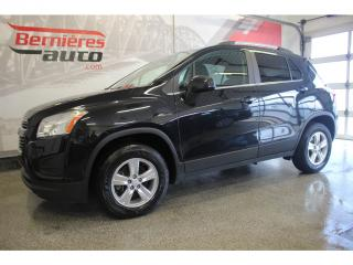 Used 2014 Chevrolet Trax AWD for sale in Lévis, QC