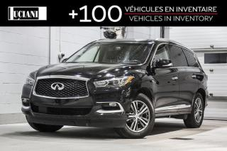 Used 2016 Infiniti QX60 AWD !! CAMERA , TOIT , BLUETOOTH , DEMAREUR !! for sale in Montréal, QC