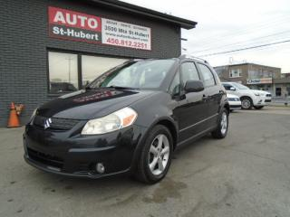 Used 2007 Suzuki SX4 JX AWD for sale in St-Hubert, QC