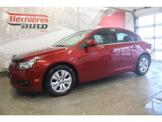 Used 2014 Chevrolet Cruze 1.4T for sale in Lévis, QC