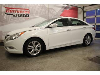 Used 2013 Hyundai Sonata LIMITED for sale in Lévis, QC