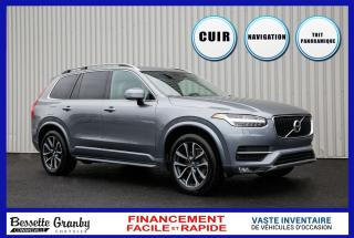 Used 2016 Volvo XC90 T6 Momentum-Toit Pano-Navigation for sale in Cowansville, QC