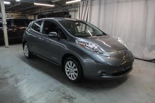 Used 2016 Nissan Leaf S (A/C,SIEGES CHAUFFANTS) CHARGE RAPIDE for sale in St-Constant, QC