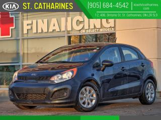Used 2013 Kia Rio LX+ for sale in St Catharines, ON