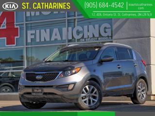 Used 2015 Kia Sportage EX | Climate Control | Heated Seat | Backup Cam for sale in St Catharines, ON