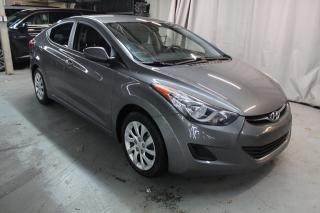 Used 2013 Hyundai Elantra GL (SIEGES CHAUFFANTS,A/C,BLUETOOTH) for sale in St-Constant, QC