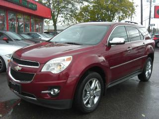 Used 2010 Chevrolet Equinox LTZ for sale in London, ON