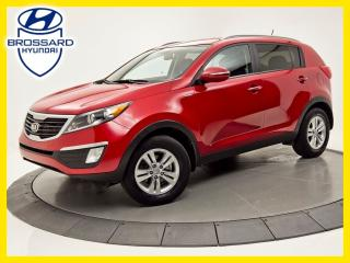 Used 2013 Kia Sportage AWD, SIÈGES CHAUFFANTS, BLUETOOTH, CRUISE for sale in Brossard, QC