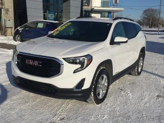 Used 2019 GMC Terrain SLE AWD AUTO A/C MAG ET BAS KM for sale in St-Hubert, QC