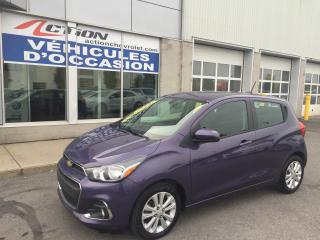 Used 2016 Chevrolet Spark 5dr HB LT AUTO A/C MAG ET PLUS for sale in St-Hubert, QC
